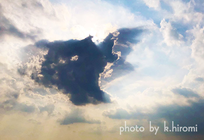 空を彩るアートグラフィ 20200527
