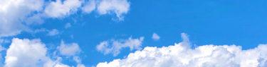 いいことがありそう…と見あげる。空を彩るアートグラフィ 20200523