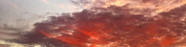 朝の来ない夜はない。空を彩るアートグラフィ
