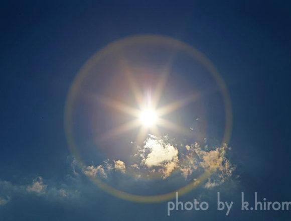 奇跡が起きる。空を彩るアートグラフィ