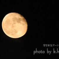 立待月 空を彩るアートグラフィ